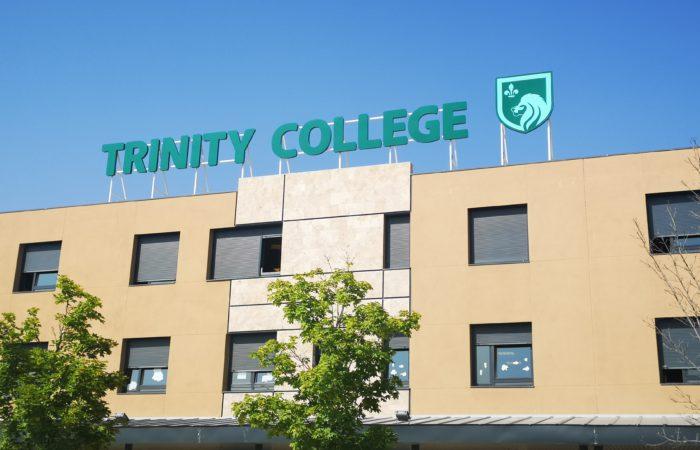 trinity college s.s. reyes